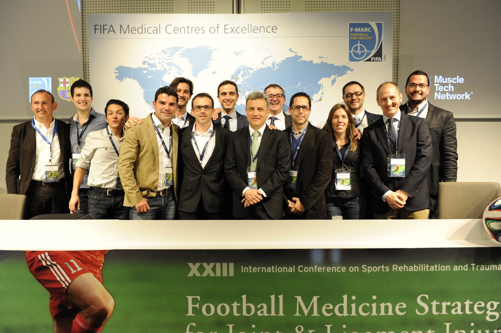 Football Medicine Strategies for Joint & Ligament Injuries