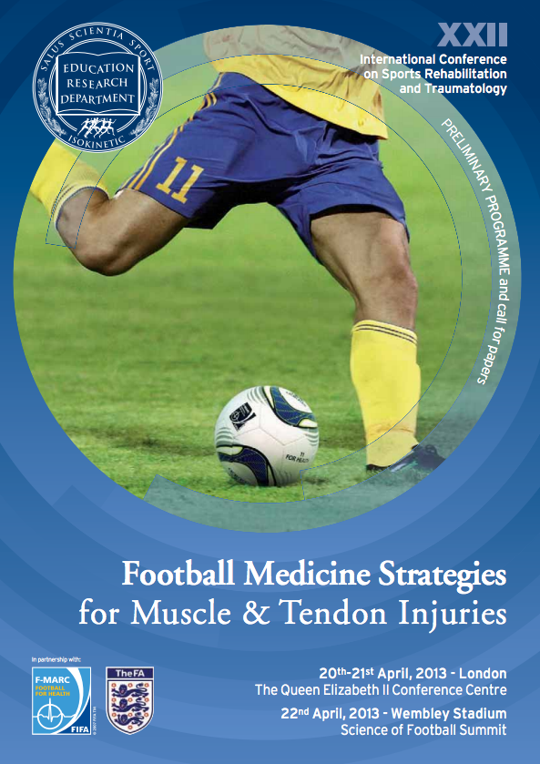 Football Medicine Strategies for Muscle and Tendon Injuries.